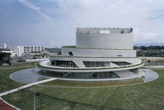 Культурный центр Акиха Ward / Chiaki Arai Urban and Architecture Design