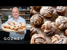We were treated to another incredible recipe by Richard Bertinet. Cinnamon Buns so moreish the recipe for these Cinnamon Buns may be worth doubling or even tripling! Cinnamon Bun Recipe, Cinnamon Bread, Cinnamon Rolls, Richard Bertinet, Master Baker, Incredible Recipes, Sweet Bread, Cooking Recipes, Favorite Recipes