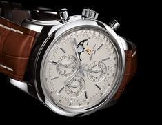 Breitling Transocean Chronograph 1461 - Complication watch