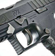 Walther continues their legacy of unsurpassed quality at a reasonable price with the PPX. Check out our Walther PPX review.