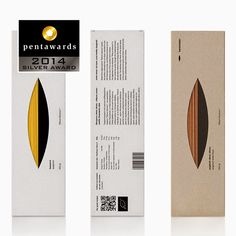 The best packagings of the Pentawards 2014
