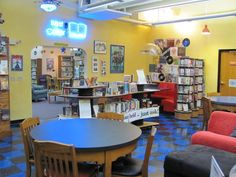 Teen Space Feature, Waupaca Area Public Library's Best Cellar (Fall 2012 Issue) | Young Adult Library Services