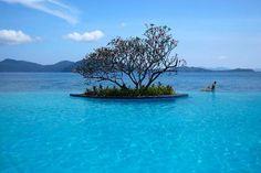 Shangri-La's Tanjung Aru Resort, Malaysia