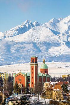 High Tatras, Mount Everest, Mountains, Nature, Travel, Naturaleza, Viajes, Destinations, Traveling