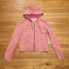 Anthropologie Saturday Sunday Pink Hoodie - Large