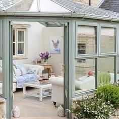 1000 images about consevatory design ideas on pinterest - Small conservatory ideas interiors ...