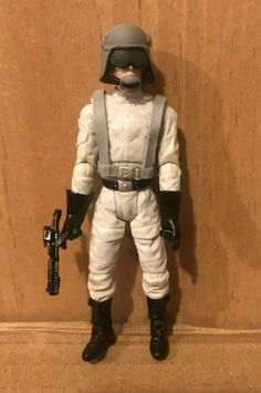 """Star Wars 3.75/"""" AT-ST Driver The Black Series Battle on Endor Pack TRU Exclusive"""