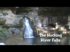 Hocking River Falls / Rock Mill Falls (Fairfield County, Ohio)