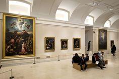 Museo del Prado, Madrid - España