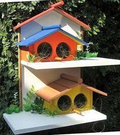 Casa de passarinho - Parte I                                                                                                                                                                                 Mais