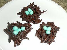 Edible Nest Snack