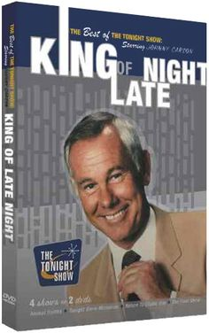 The Tonight Show - with Johnny Carson.  Best late night TV EVER!