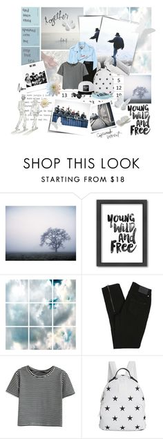 """""""Young Forever, Together"""" by joycweic ❤ liked on Polyvore featuring Americanflat, Barclay Butera, By Malene Birger, WithChic, Tommy Hilfiger, Kenzo, Heidi Swapp and Polaroid"""