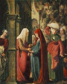 Spe Deus: Visitação de Nossa Senhora