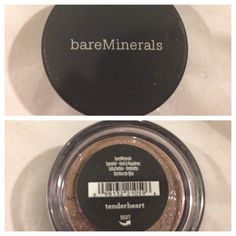 Bare minerals eyeshadow in tenderheart