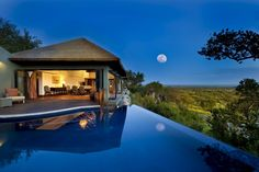 A luxury safari in the heart of the Serengeti National Park in Tanzania.