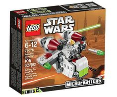 Lego Star Warstm - 75076 - Republic Gunship