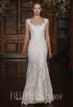 Brides.com: Spring 2014 Wedding Dress Collections. Browse the Spring 2014 wedding dress collection by Legends by Romona Keveza