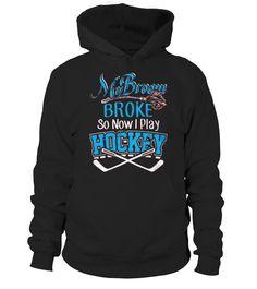 [LIMITED EDITION] Hockey Broom (Hoodie Unisex - Black) #holidays #cooking #receipe hockey storage, hockey girlfriend, hockey goalie, dried orange slices, yule decorations, scandinavian christmas Hockey Playoffs, Women's Hockey, Hockey Baby, Hockey Gifts, Field Hockey, Nhl, Hockey Memes, Hockey Quotes, Funny Hockey