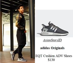 IG - Mario Maurer: adidas Originals EQT Cushion ADV Shoes $130 Photo: @mario_mm38, @adidas  For more and/or where to buy this item, visit asianstarsid.com  #mario_mm38 #adidas #adidasoriginals #mariomaurer #eqt #footwear #sneakers #fashion #thailand #th #channel3 #actor #asianstarsid
