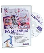 Gymnastics Scrapbook CD. Scrapbook Templates for Gymnast, Teams, Coaches and Camps. Includes:Scrapbook pages & papers, clip art, page toppers, cards, cut-outs, quotes, phrases, journal notes, calendars and more. Get yours at www.ten-o.com !