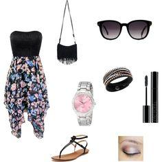 """summer dress"" by enjoyfashion22 on Polyvore"
