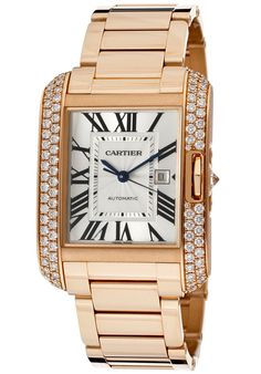 Cartier WT100003, The Cartier timepieces is an accessory, a status symbol, a luxury, this timepiece defines the person you are. Cartier is a dream renewed to infinity.
