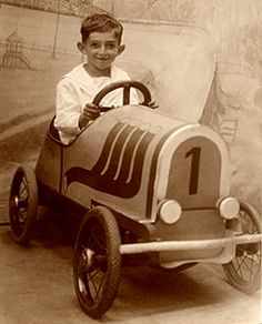 Pedal car | Vintage shots from days gone by! | The H.A.M.B.