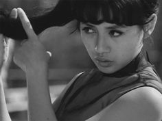 Kaga Mariko 加賀まりこ in Tobenai chinmoku とべない沈黙 Silence has no wings - Directed by Kuroki Kazuo 黒木 和雄 (1930-2006) - 1966 Movie english subtitled : http://www.youtube.com/watch?v=bf4_H0iUGV8