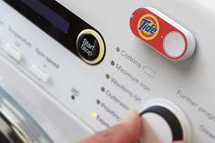 アマゾン、日用品の『物理ポチッとボタン』Dash Buttonを無料配布。押すだけで補充品を配達 - Engadget Japanese