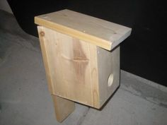 Easy Birdhouse   Do It Yourself Home Projects from Ana White