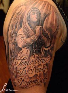 Upper arm piece