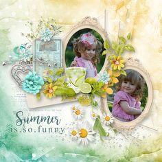 Eudora Designs by This Summer Collection - Scrapbook.com