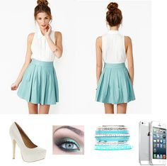 """outfit 5"" by belieber-girl-1 ❤ liked on Polyvore"