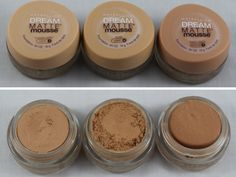 How does the iconic Maybelline New York Dream Matte Mousse foundation really perform? Check out our review and you could win a beauty pack from Maybelline New York Australia!  #bbloggers #maybelline #foundation