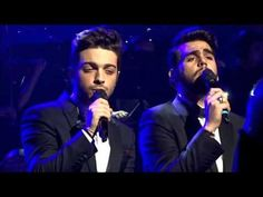 IL VOLO Il Mondo - USA Washington DC Kennedy Center February 19th, 2016 - YouTube