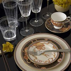 Wedgwood ' Dynasty ' 5-piece place set