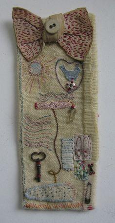 Jessie Chorley's beautiful embroidery