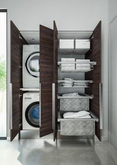 Lavanderia invisibile: come progettarla nel bagno di casa delivers online tools that help you to stay in control of your personal information and protect your online privacy. Laundry Room Cabinets, Laundry Room Storage, Laundry Room Design, Bathroom Laundry, Master Bathroom, Interior Design Living Room, Living Room Designs, Drying Room, Small Laundry Rooms