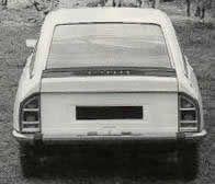 OG   1970 Citroën GS   Pre-production model