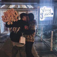 Awww cute boyfriend and girlfriend