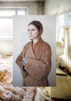 Julia Björkeheim AW13  #JuliaBjorkeheim #coat