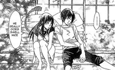 WHAT DOES YATO SMELL LIKE?! Cookies? Flowers? Pine-sol (oh, wait, I might be the only one who loves that scent...)?