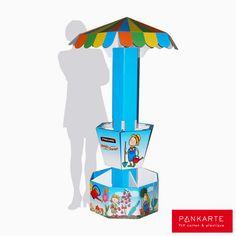 Pankarte PLV : Présentoir de sol