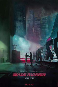 Blade Runner 2049 by Dave O'Flanagan - Home of the Alternative Movie Poster -AMP- Cyberpunk Aesthetic, Arte Cyberpunk, Film Aesthetic, Blade Runner Art, Blade Runner 2049, Denis Villeneuve, Cinematic Photography, Alternative Movie Posters, Cultura Pop