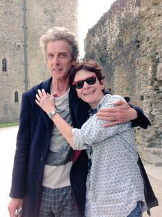 "Rachel Talalay‏@rtalalay   ""Yes, thrilled to be doing #DoctorWho Xmas episode (and what a script!). Very sad it's our last.""  You've spoken for all of us, Rachel."