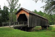 Auchumpkee Creek bridge