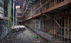 The Old Essex County Prison | Abandoned America by Matthew Christopher