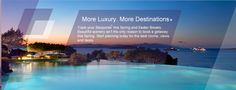 Triple your Starpoints® this Spring and Easter Breaks. Book and stay with SPG. Earn Starpoints. Beautiful scenary isn't the only reason to book a getaway this Spring. Start plannig today for the best rooms, views and deals at our Starwood Hotels & Resorts in Italy, Croatia, Albania and Israel.    More Luxury. More Destinations.    http://www.sheratondianamajestic.com/spring2012