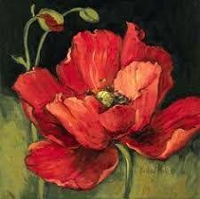 Αποτέλεσμα εικόνας για pintura flores acuarela